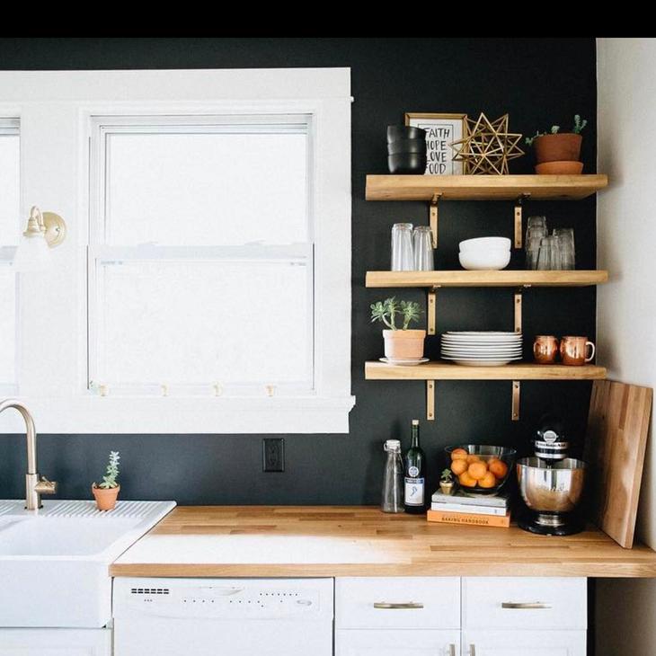 DESIGN ADVICE - Using BLACK in Interiors | 2.14.18