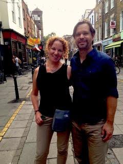 Susan & Dean in Europe