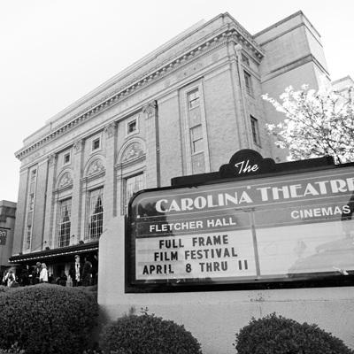 FULL FRAME FILM FESTIVAL  with Harrison Haynes | 4.25.18   read more