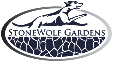 Landscaping services generously provided by  StoneWolf Gardens .