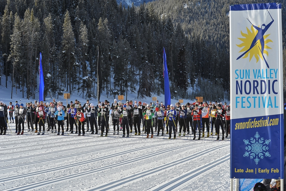 Sun Valley Nordic Festival January 29th - Feb 7th Nordic Festival Passes on Sale Now $49