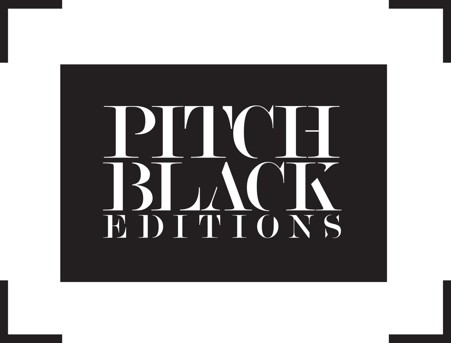 Pitch Black Editions