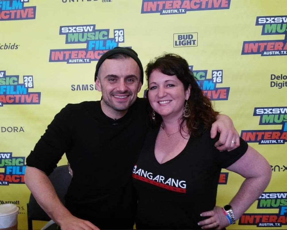 Meeting my hero and mentor, Gary Vaynerchuk