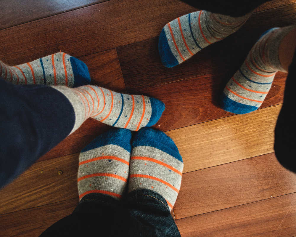 sock buddies