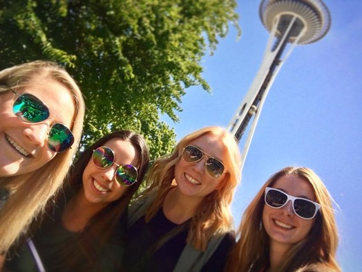 2017 Interns at Bite of Seattle®