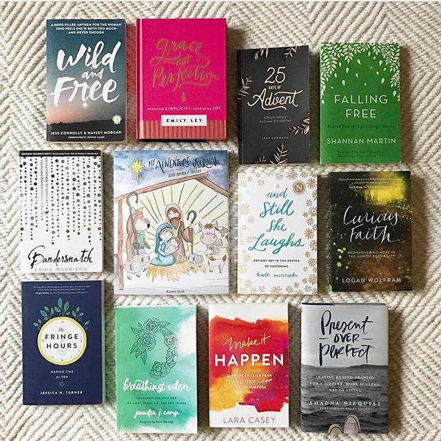 Amazon is offering $10 off your $25 book purchase today with code HOLIDAYBOOK - share with your sisters and pick up some good words today! 📷: @pursuitcommunity