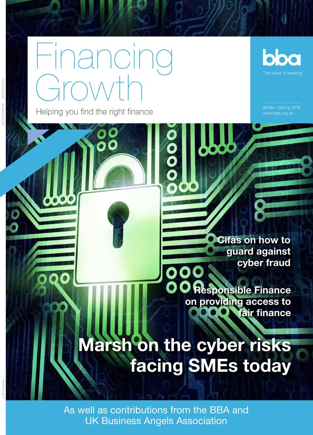 British Bankers' Association (BBA) - Financing Growth magazine