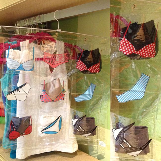 Top 5 objetos para organizar ropa y accesorios fashion top5 - Organizar ropa interior ...