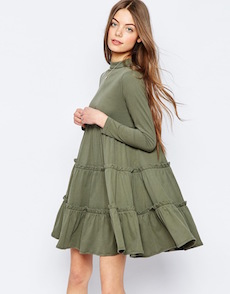 VESTIDO SWING I ASOS COLLECTION