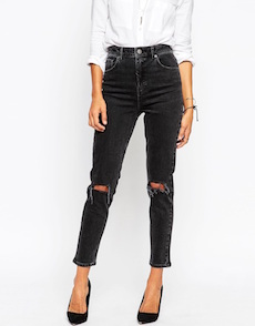 JEANS TIA I ASOS COLLECTION