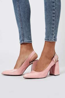 TACONES CON CORREA I TOP SHOP