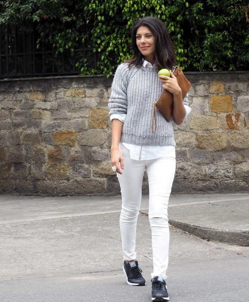 nuestros blog looks incluyen jeans levis y tenis airmax nike