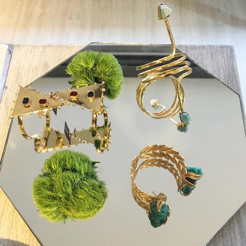 Pulseras de los mejores diseñadores de joyas de Colombia en la venta de joyas de top5 fashion
