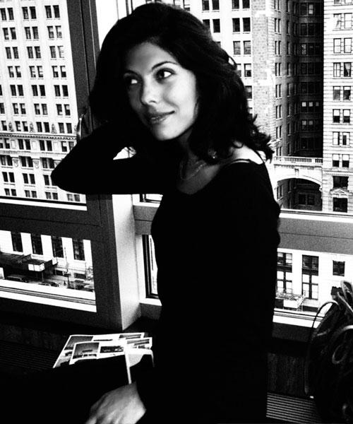 blog looks blogger ana buendia con un vestido negro