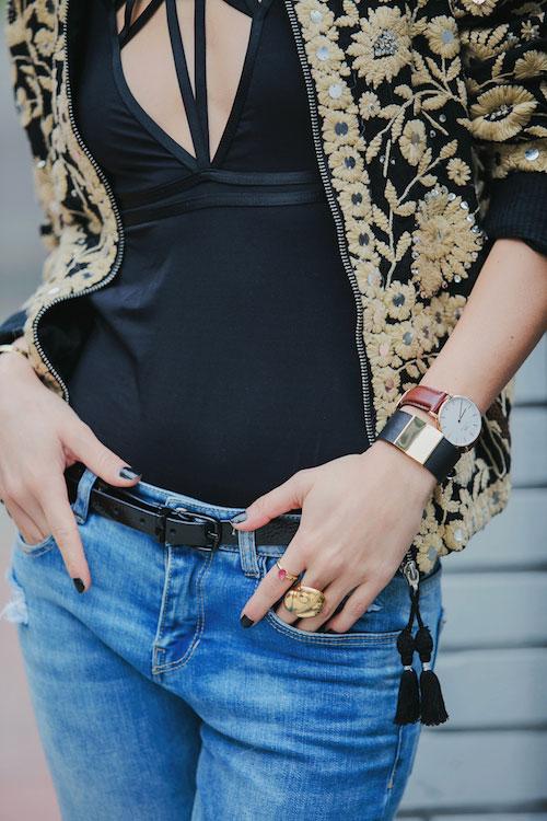 ana buendia blog looks de rapsodia con jeans