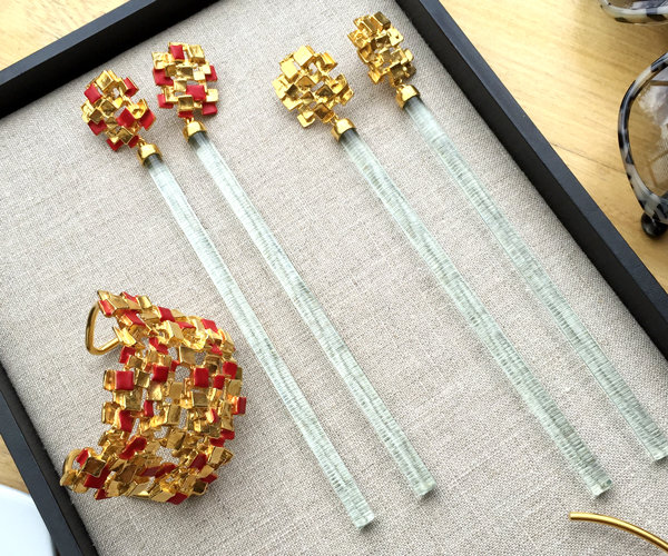 las pulseras de pr series las godivas son las joyas del momento