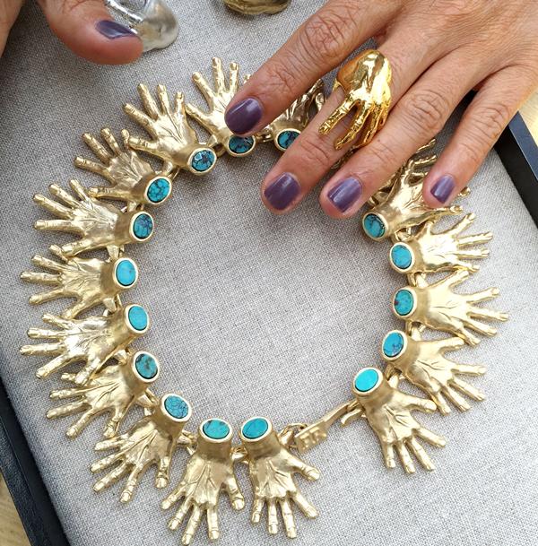 mas pulseras y anillos de pr series con agata