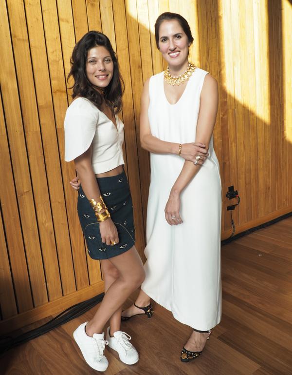 ana buendia y pilar restrepo una de las diseñadores de joyas que sigue las tendencias de moda