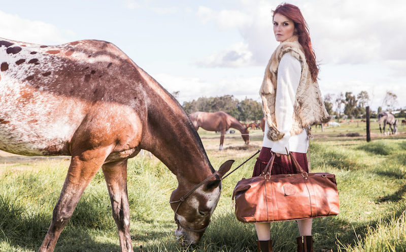 Sabandija maletines de cuero comprar online