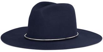 sombrero azul marino