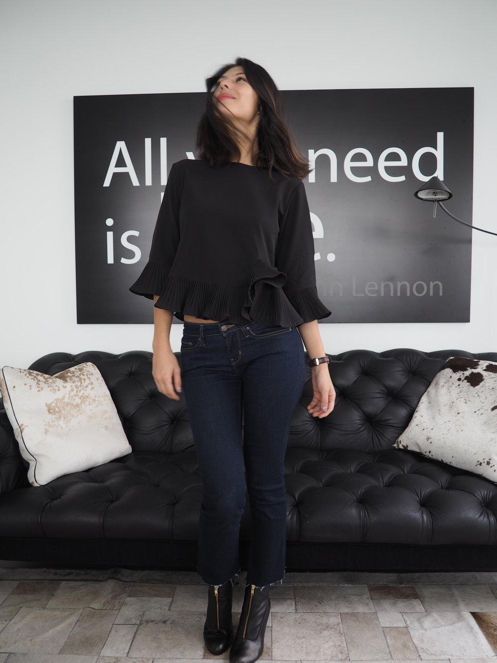 camisas negras y street style, mas moda cool para comprar online