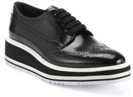 OXFORDS CORDONES PRADA