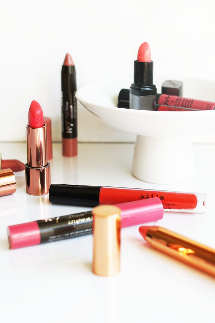 SS16 Lip Edit - Guest Post From Barely There Beauty — The Beaux Diaries
