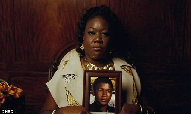 Sybrina Fulton, mother of Trayvon Martin, who died February 2012.