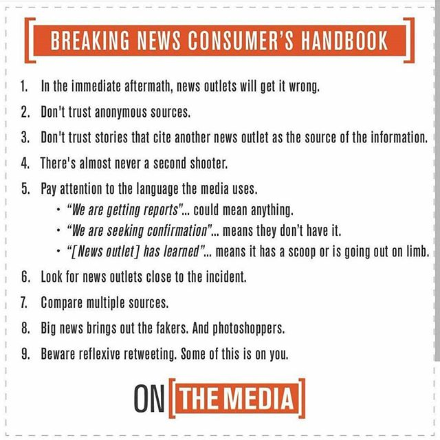 Beware the real #FakeNews. Learn more: @onthemedia
