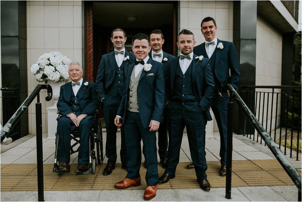 Northern Ireland Wedding Photographer Galgorm Resort Lurgan Ireland St Peters_0045.jpg
