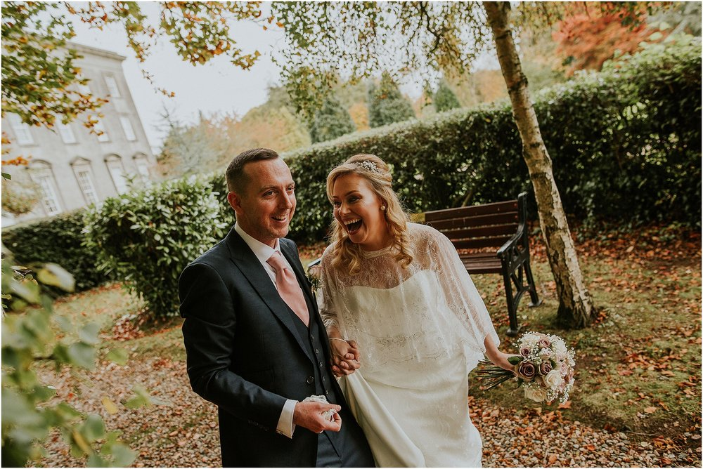 Northern Ireland Wedding Photographer Moody Boar Palace Stables Autumn Natural_0010.jpg