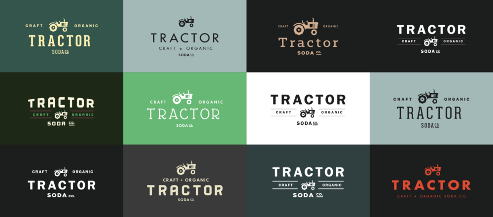 TractorLogoExploration