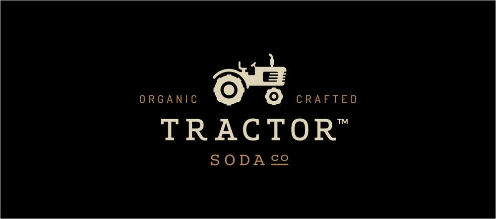 Client Tractor Soda Co. |  Senior Designer Ryan Jacobs |  www.TractorSodaCo.com