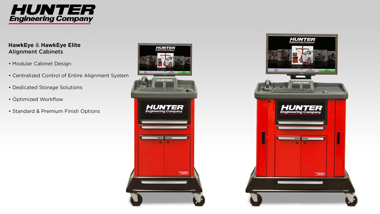 Hunter Engineering Equipment — Mark A. Kruse