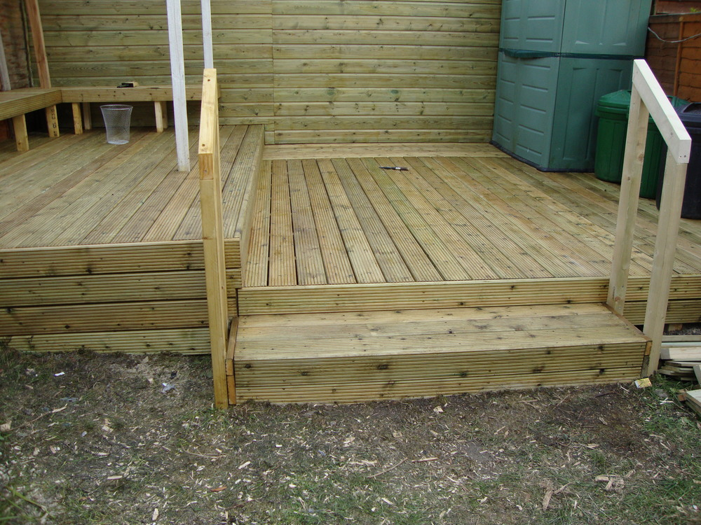 Decking, Tolworth