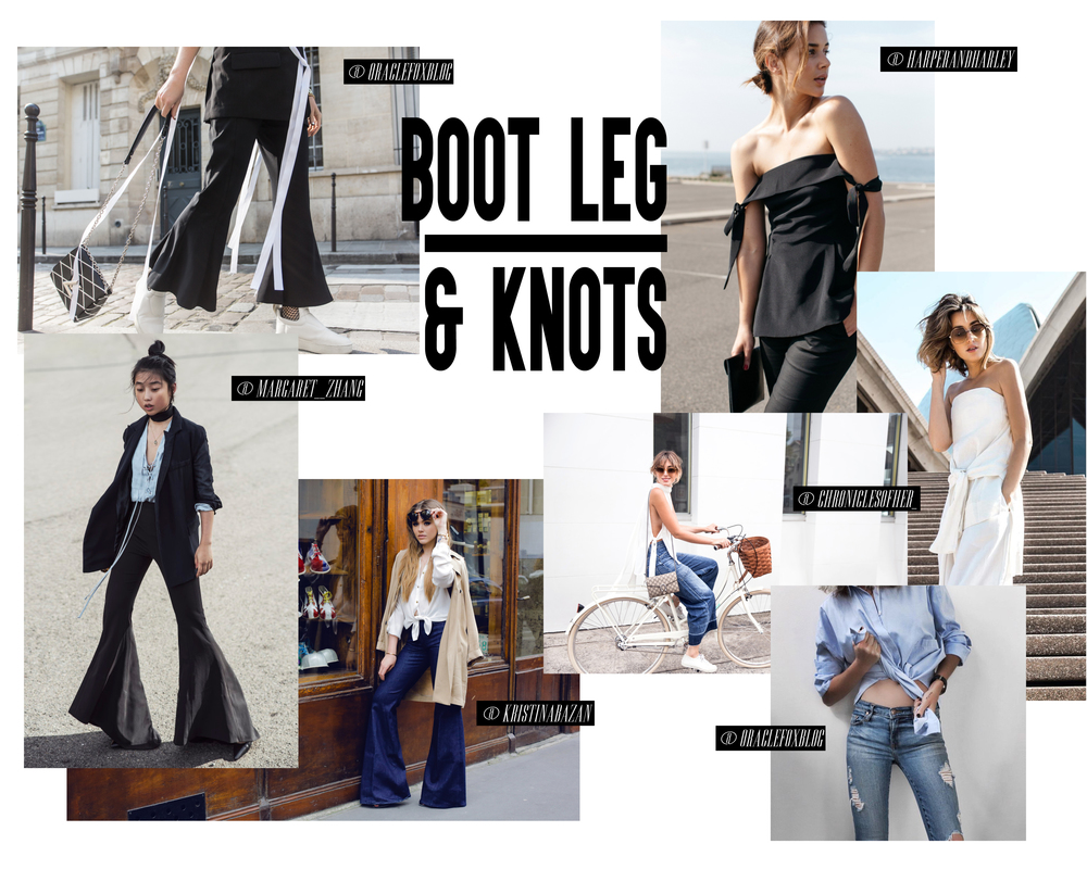 boot leg and knots