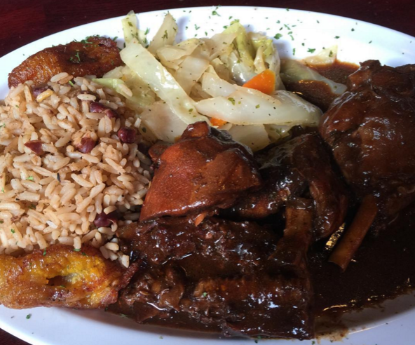 Mangos caribbean restaurant best restaurants in atlanta for Auburn caribbean cuisine