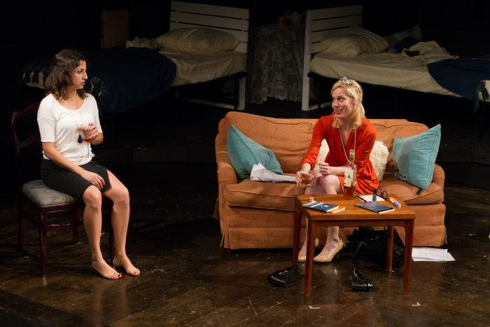 Dido of Idaho by Abby Rosebrock. L to R: Layla Khoshnoudi, Abby Rosebrock. Photo Credit: Jody Christopherson
