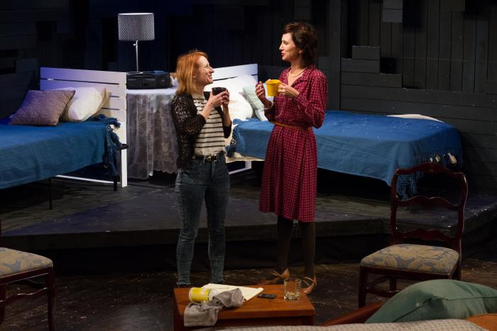 Dido of Idaho by Abby Rosebrock. L to R: Dawn McGee, Julie Fitzpatrick. Photo Credit: Jody Christopherson