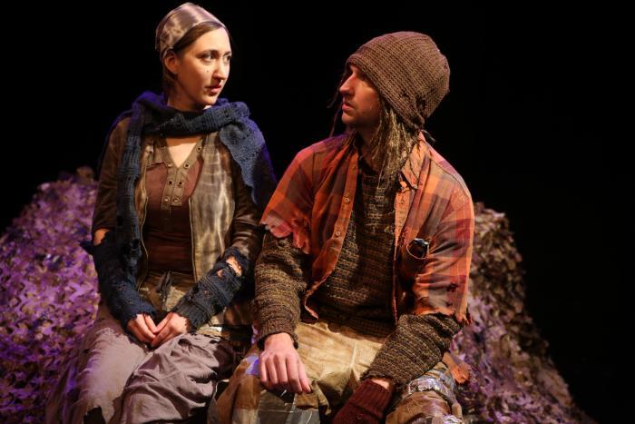 Darcy Fowler* & Dylan Dawson photo credit Gerry Goodstein