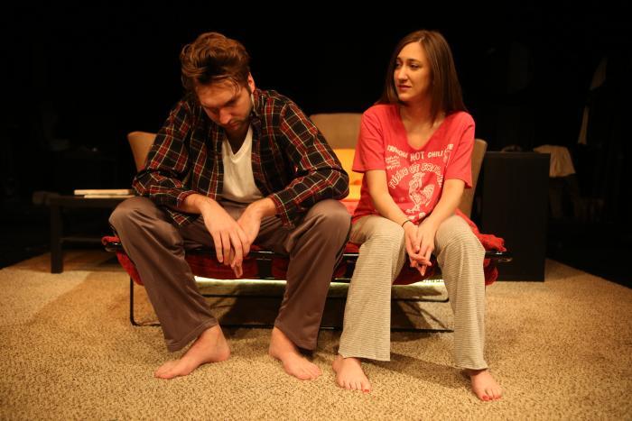 Dylan Dawson & Darcy Fowler* photo credit Gerry Goodstein
