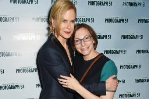 Nicole Kidman and Anna Ziegler