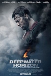 Deepwater Horizon movie poster
