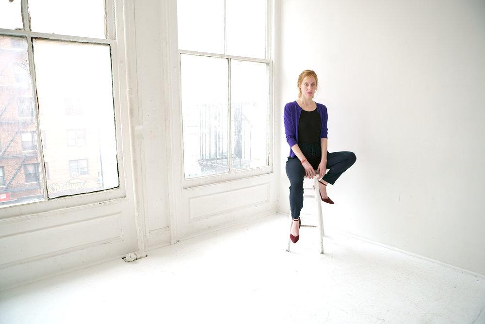 Dido of Idaho playwright Abby Rosebrock