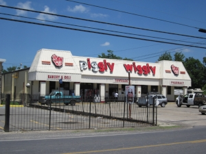 The Teweldes Piggly-Wiggly in Jean Lafitte, LA.