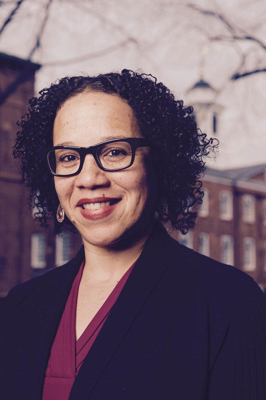 Professor Marisa J. Fuentes