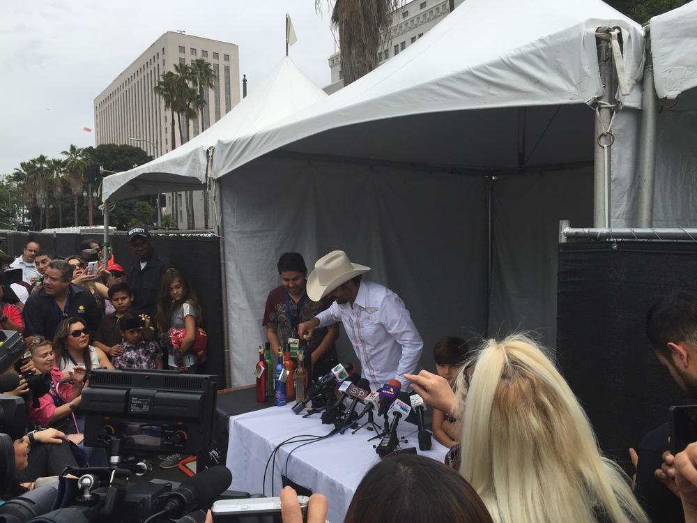 Pablo Montero @ Fiesta Broadway 2016