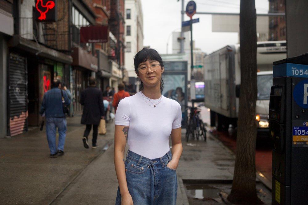 ANNA CHAE