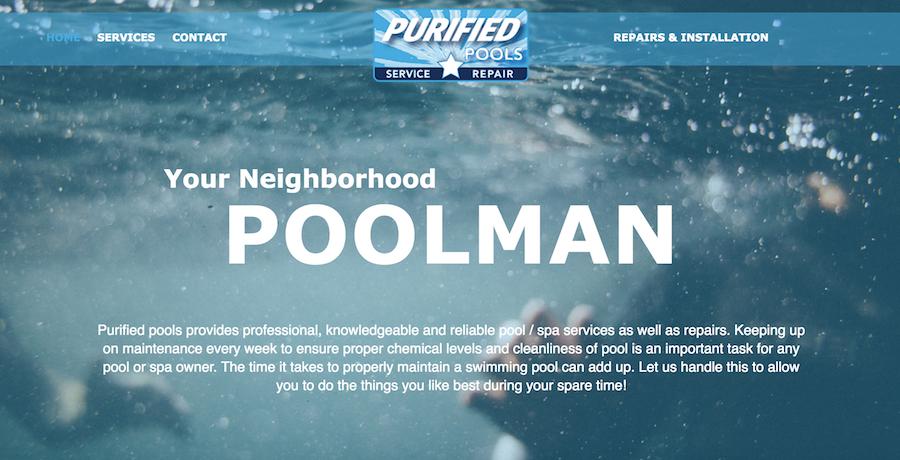 Purified Pools