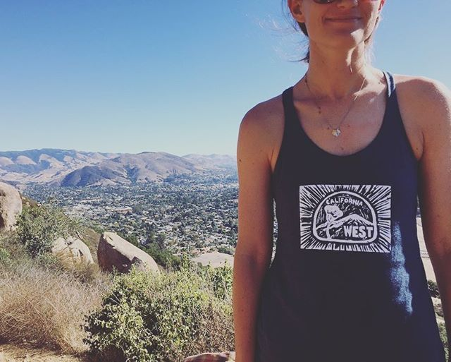 Winter on the West Coast deserves a tank top to match. Excited to share the latest addition to my #etsy shop: CA West - Women's Racerback Tank . . . . . . #slo #centralcoast #california #liveoutside #clothing #bishopspeak #westcoast #linocut #tank #birthday #ladiestanktop #californiashirt #roadtrip #printedshirt #prints #hiking #friday #summersomewhere #adventuretime